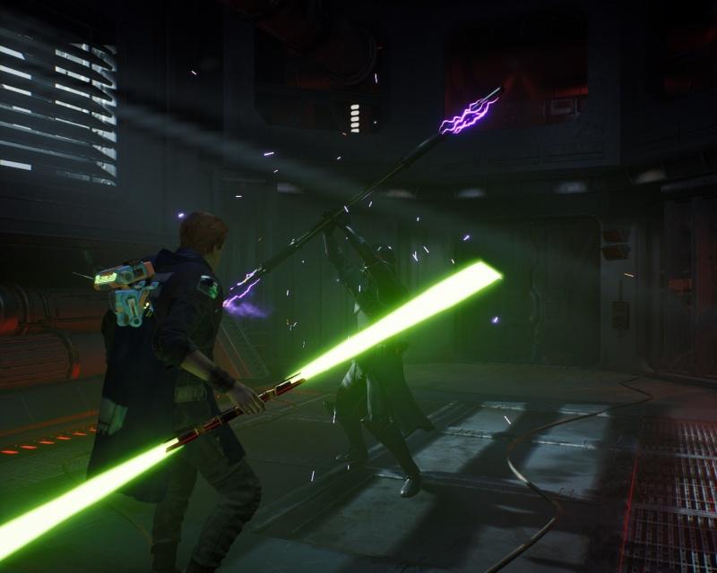 """Screen z gry """"Star Wars Jedi: Fallen Order"""" (źródło: rozgrywka własna)"""