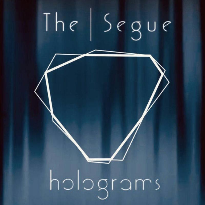 "Okładka ""Holograms"" (źródło: theseguemusic.bandcamp.com)"
