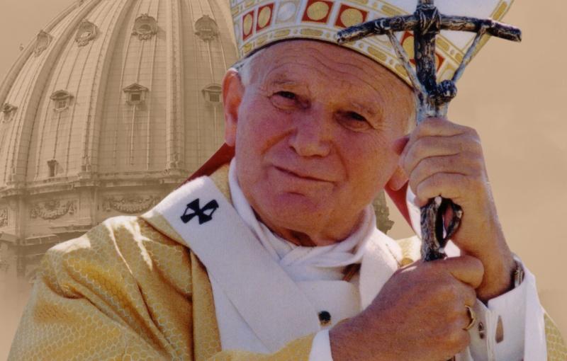 Jan Paweł II (fot. pxhere.com)