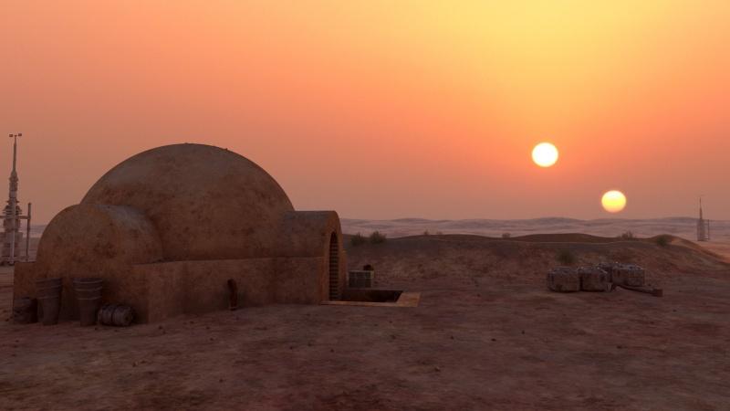 Tatooine (źródło: starwars.com)