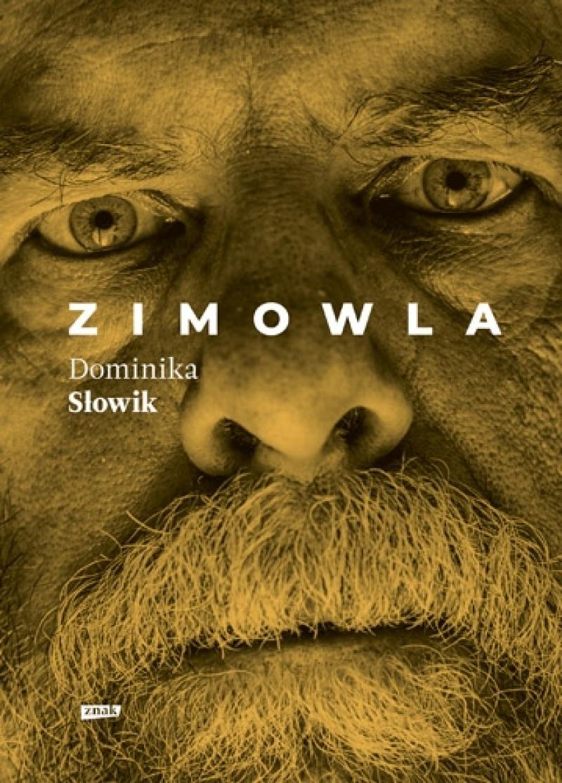 """Okładka powieści """"Zimowla"""" (wydawnictwo Znak)"""