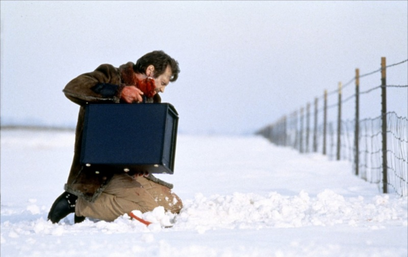 """Kadr z filmu """"Fargo"""" (źródło: materiały prasowe)"""