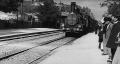 """Cyfrowo odświeżony """"Wjazd pociągu na stację w La Ciotat"""" w rozdzielczości 4K! - Wjazd pociągu na stację w La Ciotat;film;scena;historia kina;bracia Lumiere;1896;pokazy;lokomotywa parowa;widzowie;pasażerowie;legendarny;jeden z pierwszych;odświeżenie;odnowienie;cyfrowe;60 klatek na sekundę;rozdzielczość 4K;dźwięk;odgłosy;Denis Shiryaev;124 lata"""