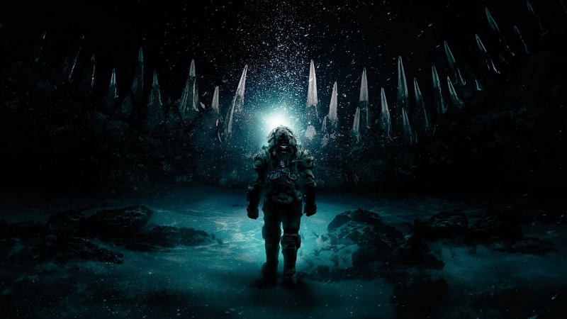 """Poster do filmu """"Głębia strachu"""" (źródło: materiały prasowe)"""