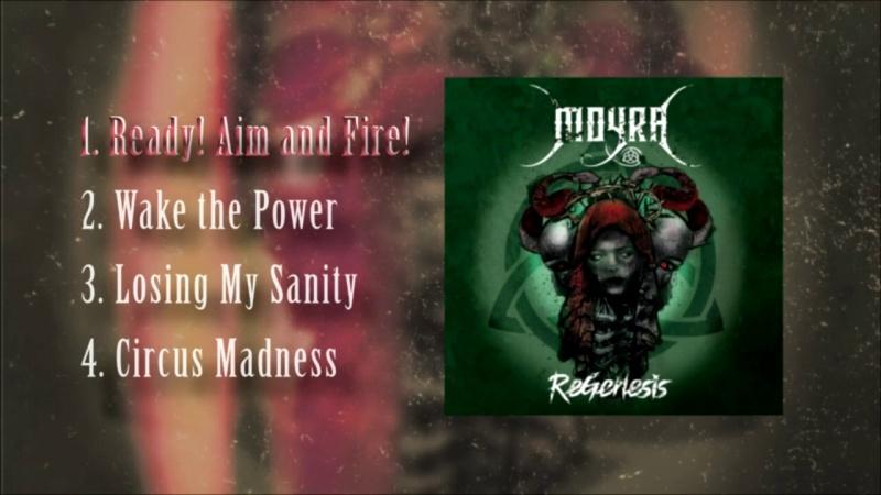 """Epka """"ReGenesis"""" zespołu Moyra (źródło: youtube.com/screenshot)"""