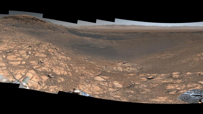 Panorama Marsa w rozdzielczości 1,8 miliarda pikseli (źródło: www.jpl.nasa.gov)