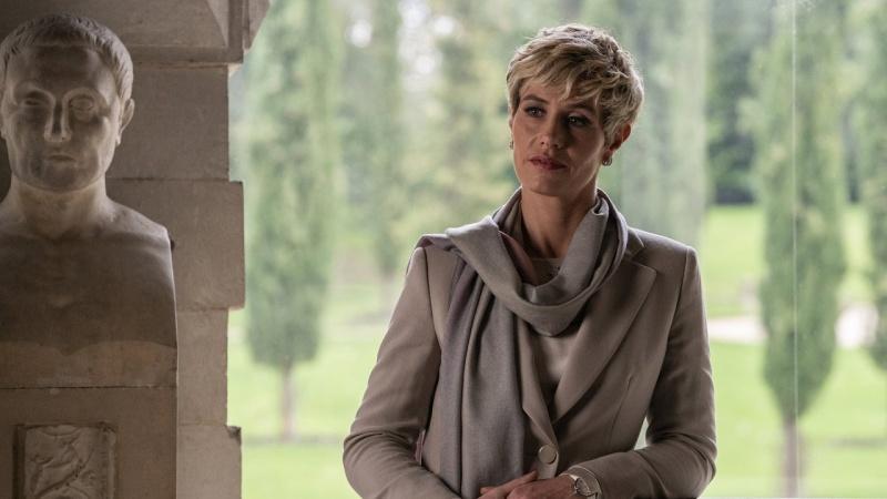 """Kadr z serialu """"Nowy Papież"""" (materiały prasowe/HBO)"""