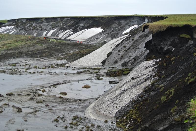 Wieczna zmarzlina w Islandii (wikimedia.org)
