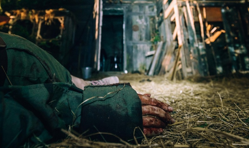 """Kadr z filmu """"W lesie dziś nie zaśnie nikt"""" (źródło: materiały prasowe/ Next Film)"""