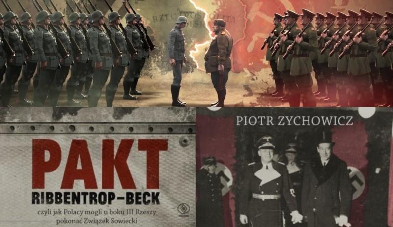 """Okładka (źródło: www.rebis.com.pl); Tło – ilustracja (źródło: """"Animated History of Poland""""/YouTube.com/screenshot)"""