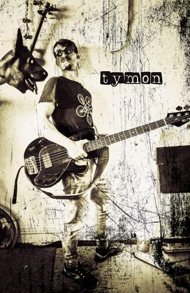 """Piotr """"Tyma"""" Tymon (źródło: archiwum prywatne/Facebook)"""