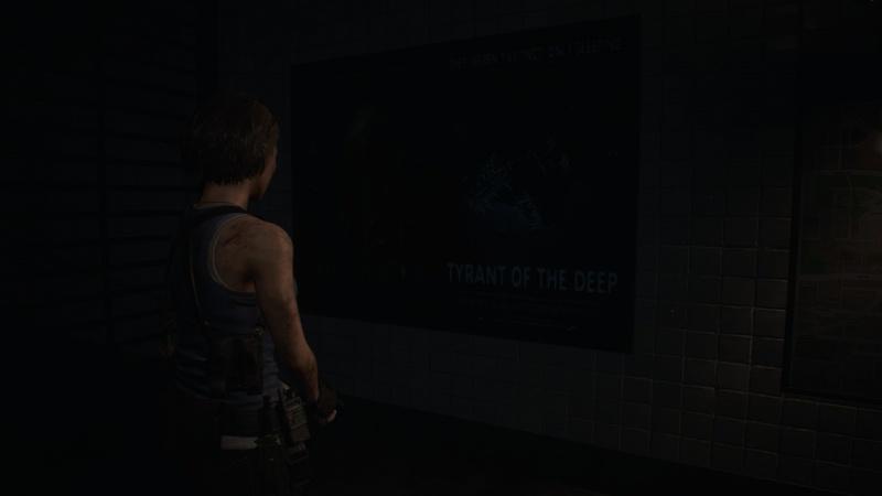 """Screen z gry """"Resident Evil 3 Remake"""" (źródło: rozgrywka własna)"""
