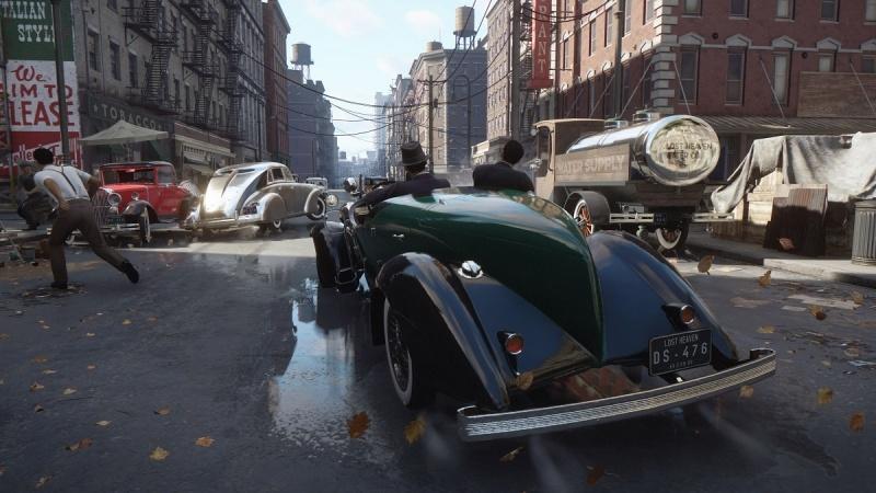 """Screenshot z gry """"Mafia: Edycja Ostateczna"""" (źródło: materiały promocyjne)"""
