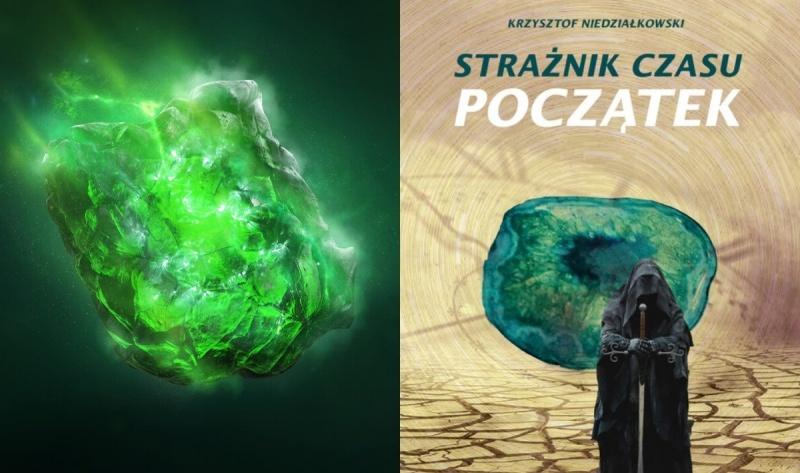 Okładka (źródło: wfw.com.pl); Tło po lewej (źródło: artstation.com)