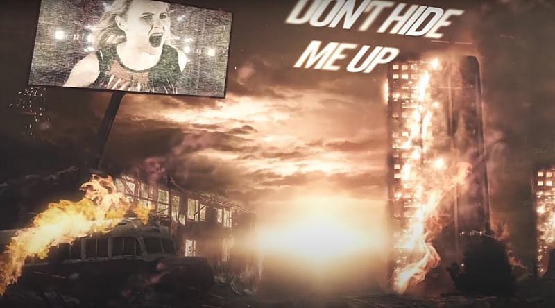 """Kadr z klipu do utworu """"Wake The Power"""" (źródło: youtube.com/screenshot)"""