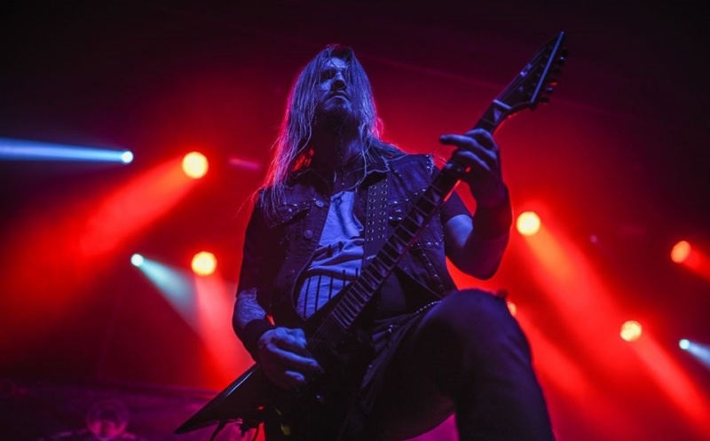 Matusz Gajdzik (foto:Nadia Szopińska Rock Metal Concert Photos)