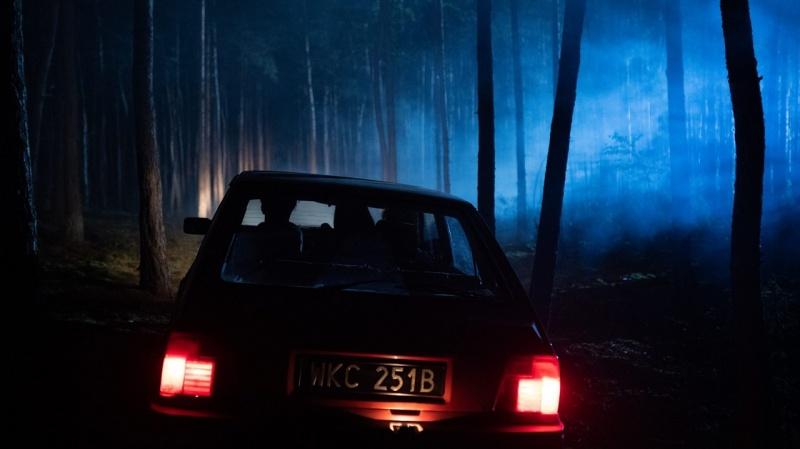 """Kadr z serialu """"W głębi lasu"""" (źródło: Netflix)"""