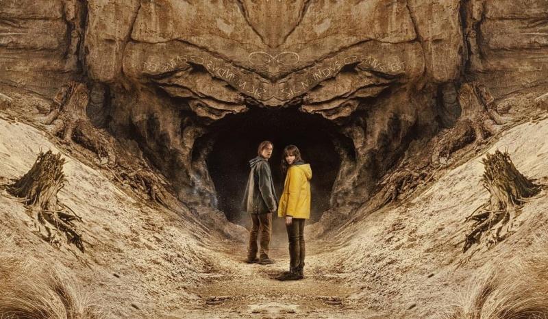 "Fragment posteru z serialu ""Dark: sezon 3"" (źródło: Netflix)"