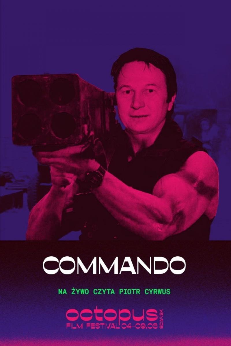 """Piotr Cyrwus """"Commando""""! (źródło: materiały promocyjne)"""