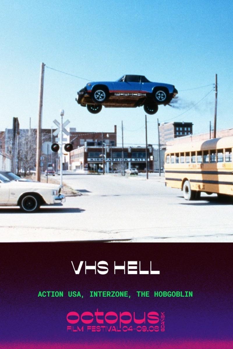 Cykl VHS HELL (źródło: materiały promocyjne)