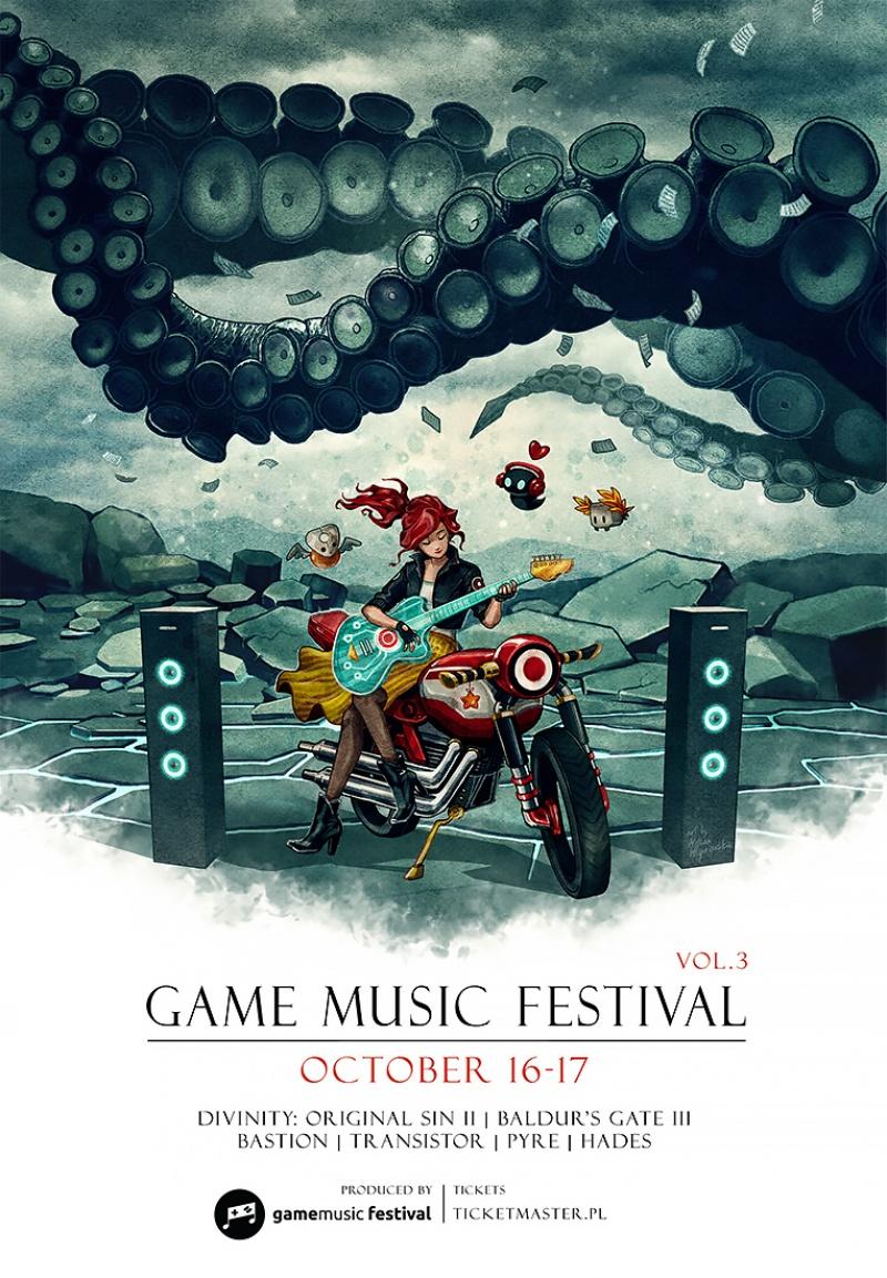 Oficjalny plakat festiwalu (źródło: materiały promocyjne)