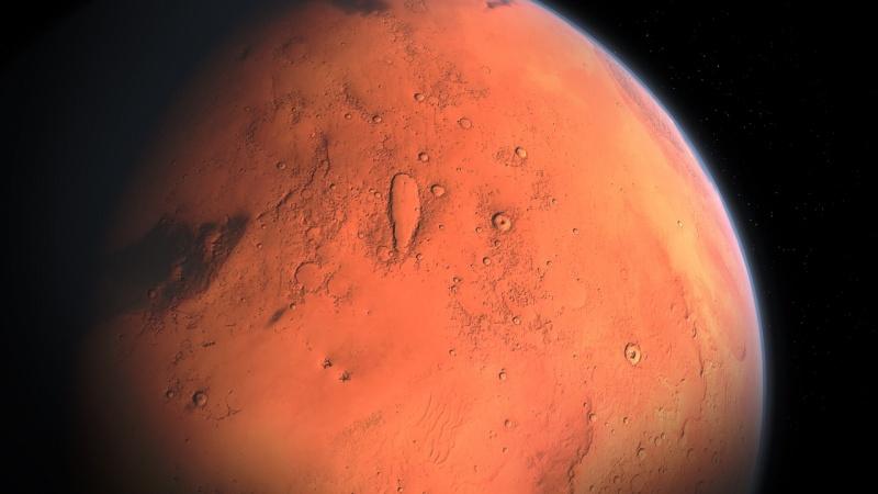 Mars (źródło: needpix.com)