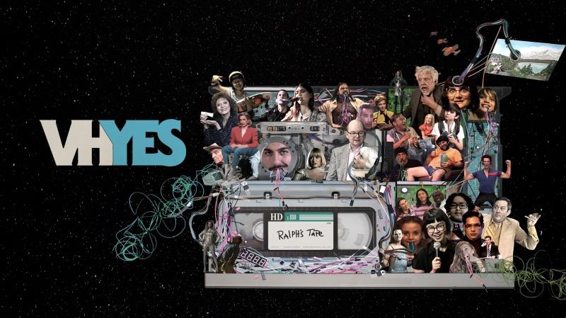 "Poster z filmu ""VHYes"" (materiały prasowe)"