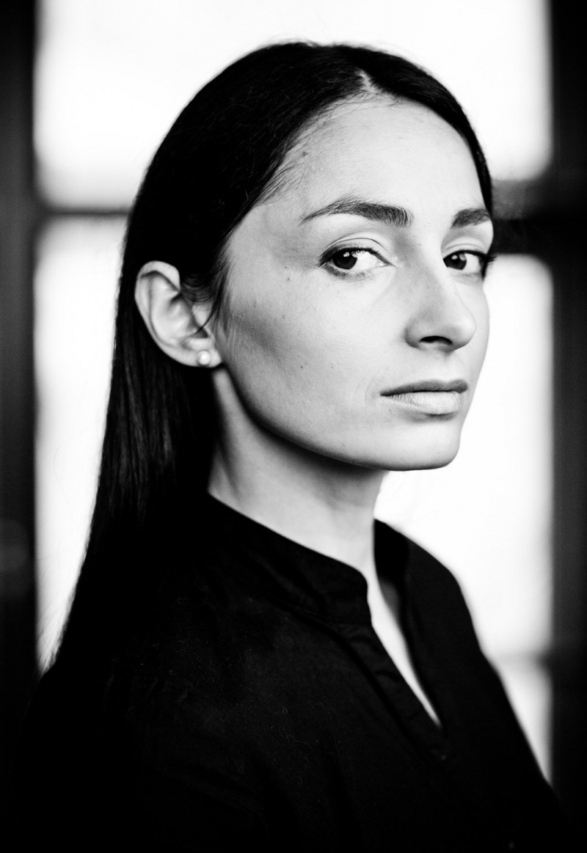 Iryna Vikyrchak (fot. Karpati & Zatewic/ZAIKS)