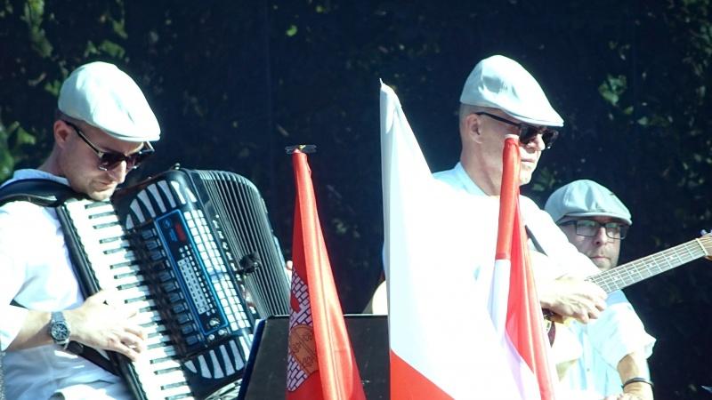 """100. rocznica """"Cudu nad Wisłą"""" we Włocławku - koncert (fot. AC)"""