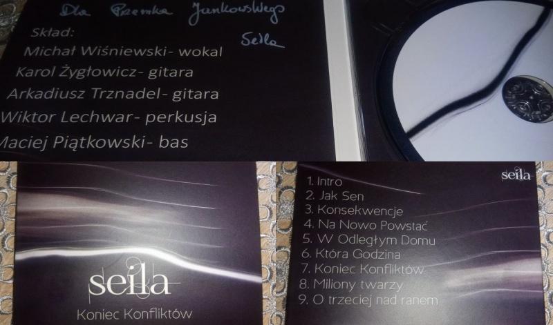 "Album pt. ""Koniec Konfliktów"" (fot. PJ)"