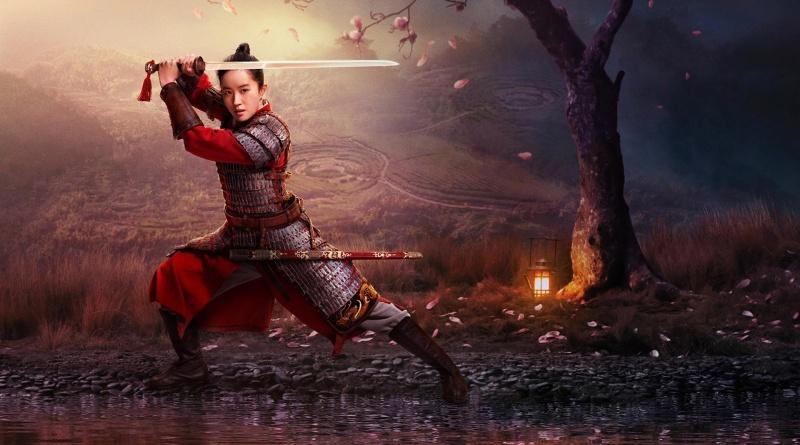 "Poster do filmu ""Mulan"" (źródło: materiały prasowe)"