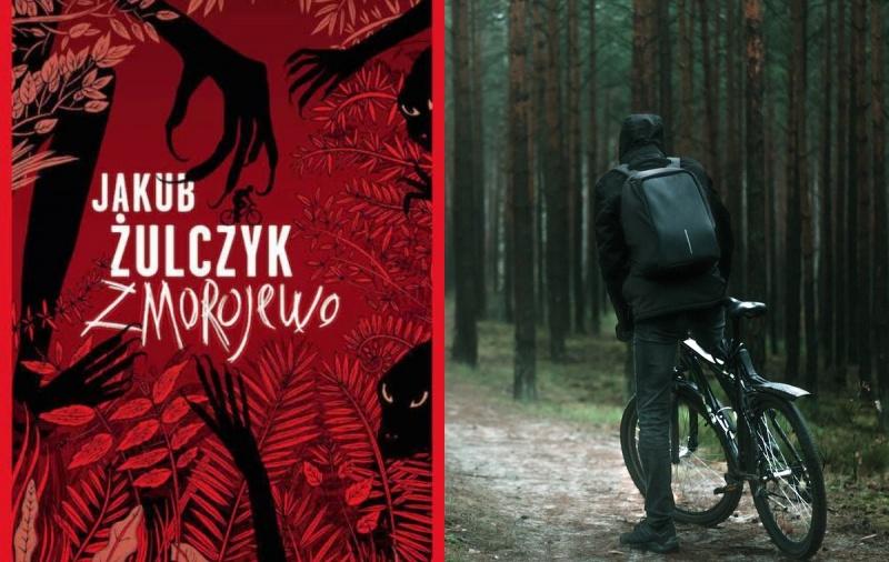 Okładka (źródło: wydawnictwoagora.pl); Tło(źródło: pixabay.com)