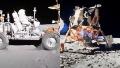 Misje Apollo w Full HD dla niedowiarków! - sztuczna inteligencja;algorytmy;nowoczesne oprogramowanie;misje Apollo;lądowanie na Księżycu;NASA;materiały archiwalne;poprawione cyfrowo;odświeżone;jakość 1080p;Full HD;60 klatek na sekundę;youtuber;DutchSteamMachine;ostry obraz;żyleta;niedowiarki;studio;dowód;NASA Resturation