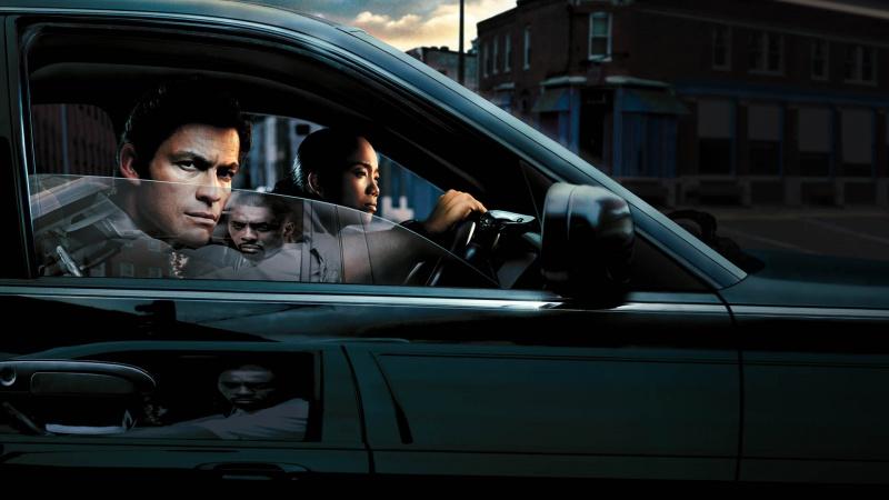 """Poster z serialu """"The Wire"""" (źródło: materiały prasowe)"""