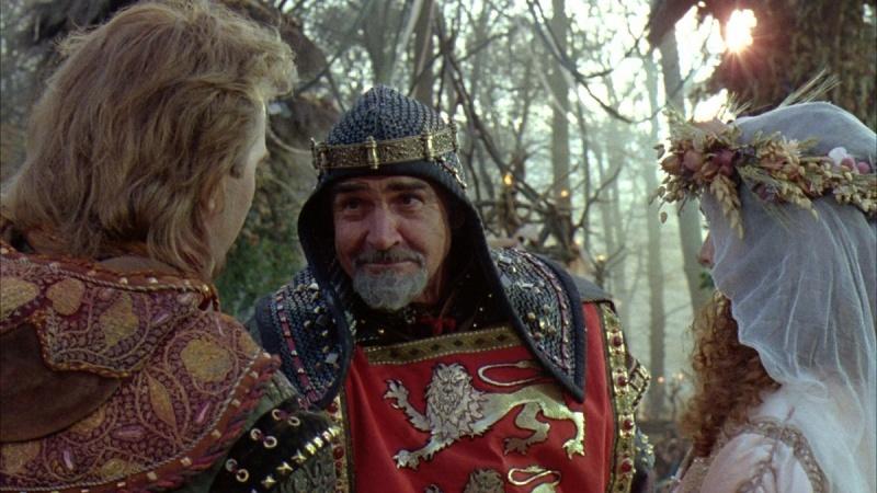 """Sean Connery w """"Robin Hoodzie: Księciu Złodziei"""" (źródło: materiały prasowe)"""