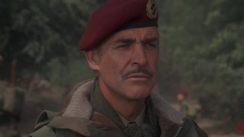 """Sean Connery w """"O jeden most za daleko"""" (źródło: materiały prasowe)"""