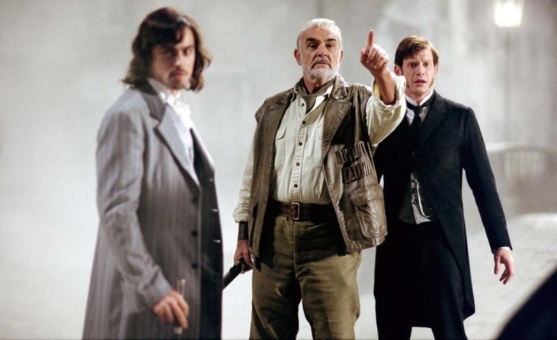 """Sean Connery w """"Lidze niezwykłych dżentelmenów"""" (źródło: materiały prasowe)"""