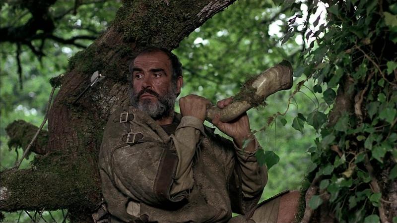 """Sean Connery w """"Powrocie Robin Hooda"""" (źródło: materiały prasowe)"""