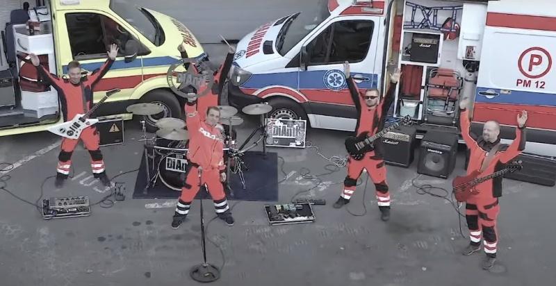 """Zespół DiAnti (screenshot z utworu """"24 h""""/ źródło: youtube.com)"""