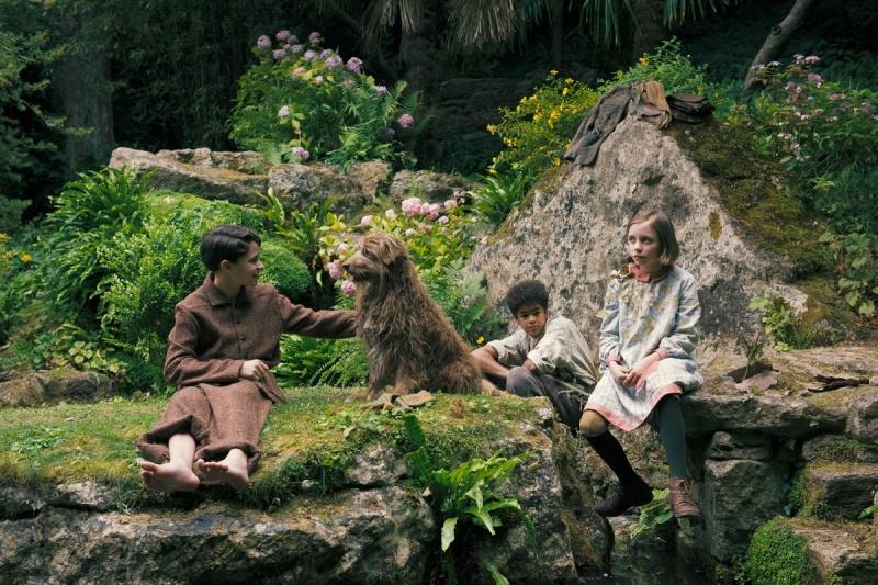 """Kadr z filmu """"Tajemniczy ogród"""" (źródło: materiały prasowe)"""