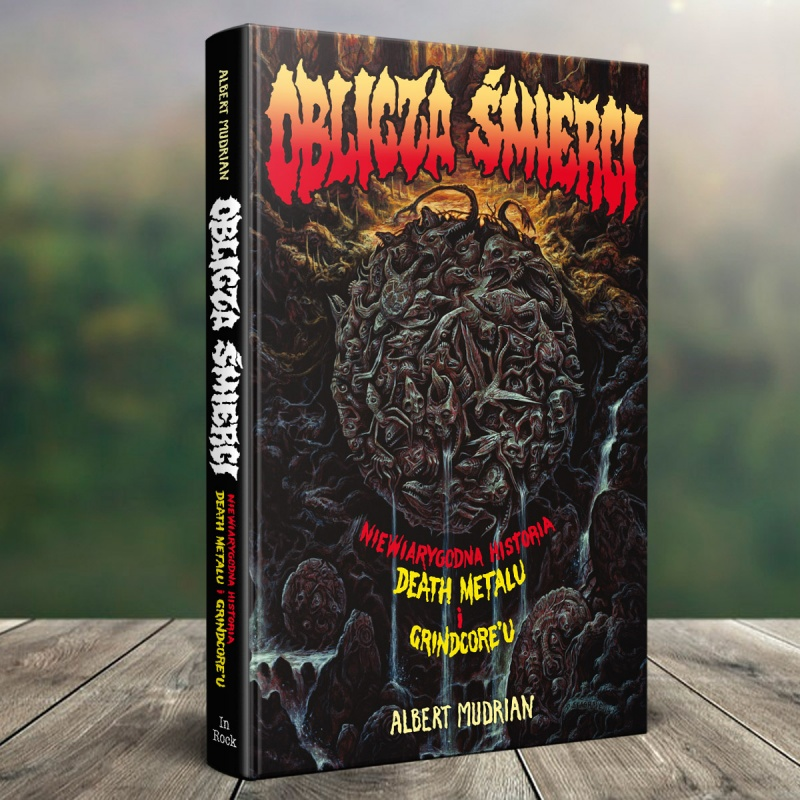 Książka - zdjęcie ilustracyjne (źródło: www.facebook.com/WydawnictwoInRock)