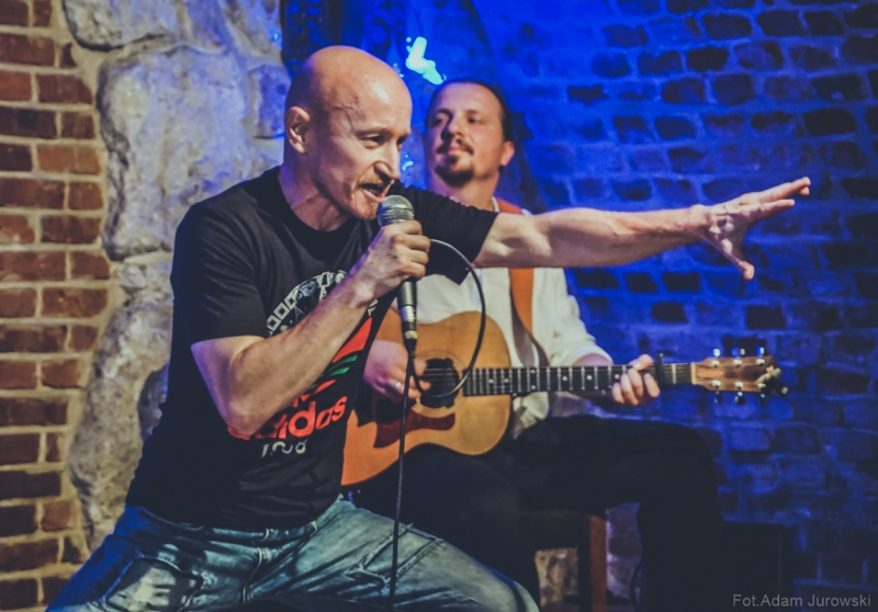 Grzegorz Majzel (fot. Adam Jurowski)