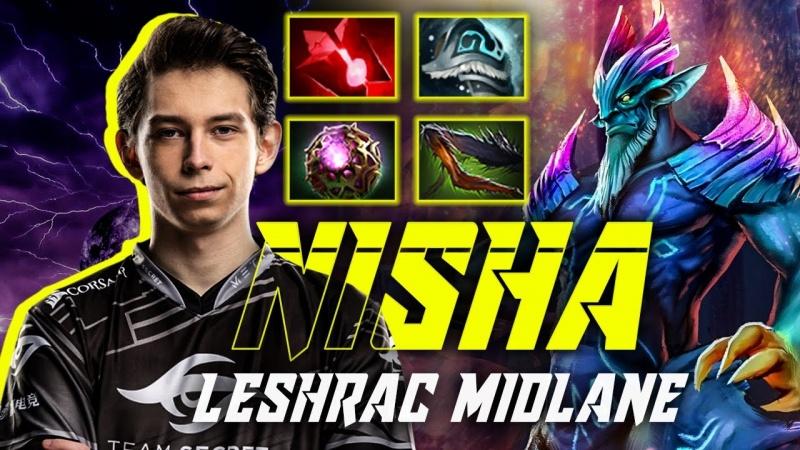 """Michał """"Nisha"""" Jankowski (źródło: youtube.com/screenshot)"""