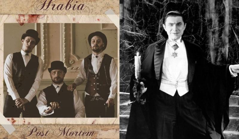 Okładka (źródło: materiały promocyjne); (Dracula (źródło: www.denofgeek.com)