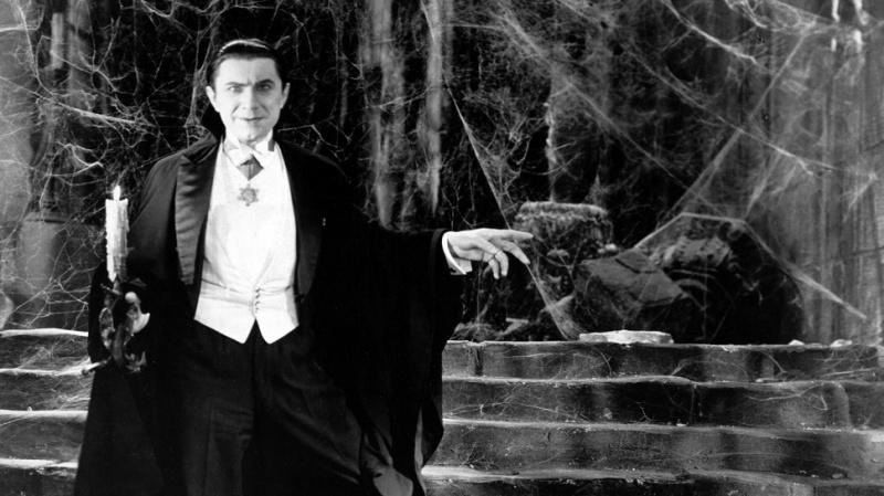 Bela Lugosi jako Dracula (źródło: www.denofgeek.com)