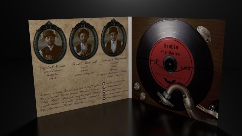 Okładka i płyta (źródło: materiały promocyjne)
