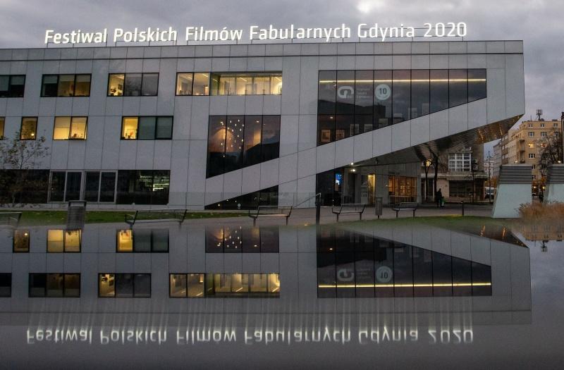 Gdyńskie Centrum Filmowe (fot. Anna Rezulak/materiały prasowe)