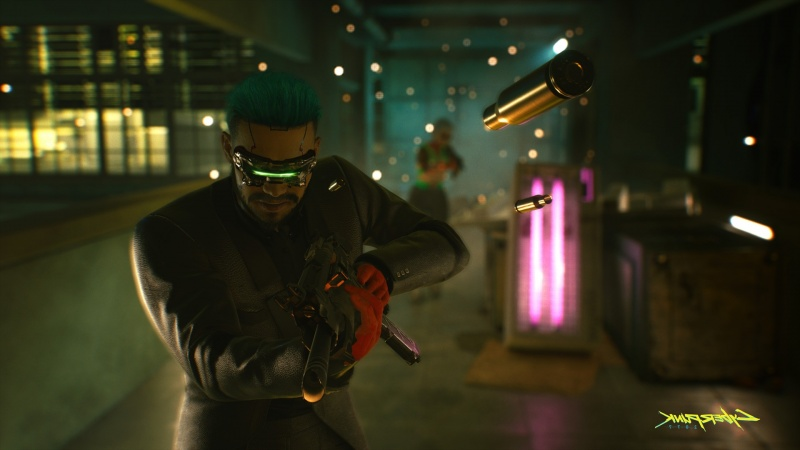 """Screen z gry """"Cyberpunk 2077"""" (źródło: materiały prasowe)"""