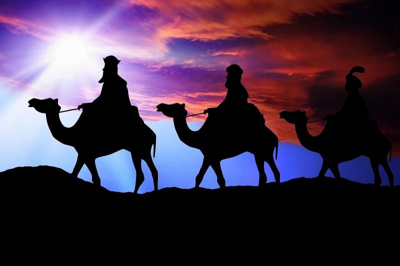 Trzej Królowie (źródło: pixabay.com)