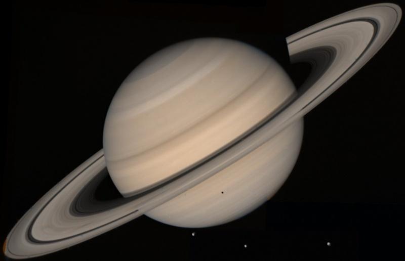 Saturn (źródło: nasa.gov)